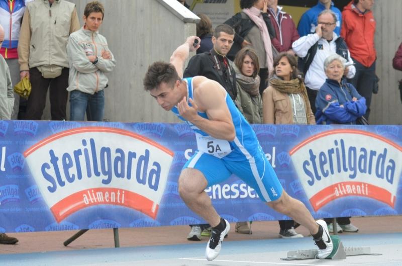 Michael Tumi - Fiamme Oro Atletica (foto di Filippo Calore)