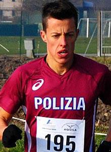 Andrea Sanguinetti - Fiamme Oro Atletica