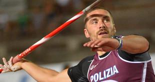 Roberto Bertolini - Fiamme Oro Atletica