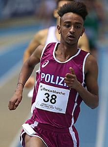 Crippa Yeman - Fiamme Oro Atletica