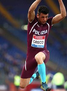 Daniele Greco - Fiamme Oro Atletica