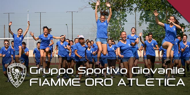 Gruppo Sportivo Giovanile Fiamme Oro Atletica