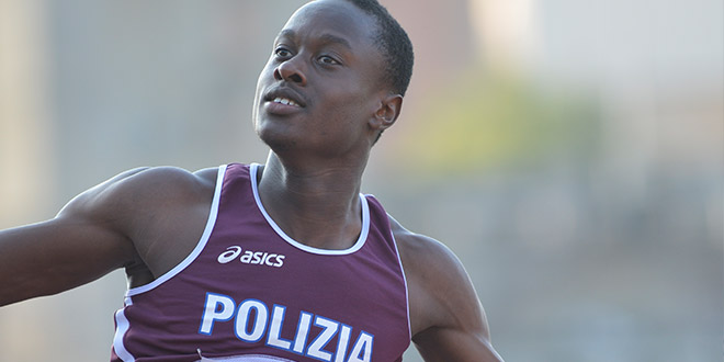 Fofana Hassane - Fiamme Oro Atletica