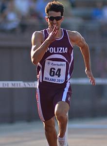 Giacomo Panizza - Fiamme Oro Atletica