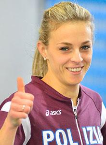 Giulia Tessaro - Fiamme Oro Atletica