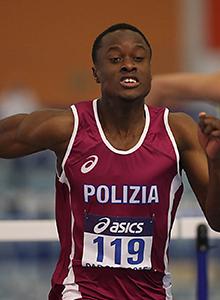 Hassane Fofana - Fiamme Oro Atletica