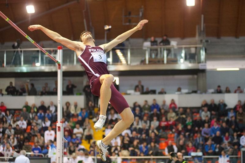 Silvano Chesani - Fiamme Oro Atletica Leggera foto di Filippo Calore