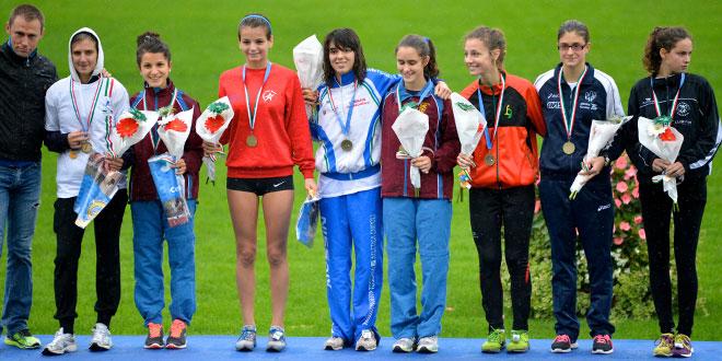 Campionati Italiani Allievi Jesolo 2013 - Fiamme Oro Atletica