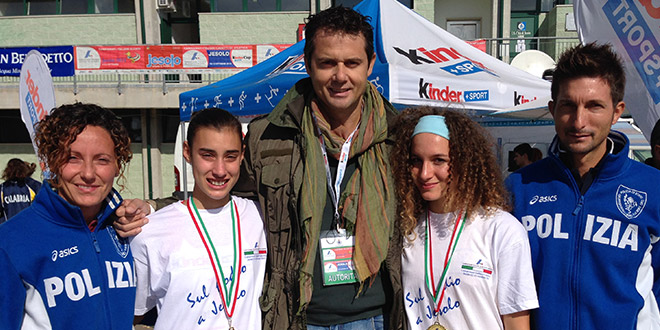 mpionati Italiani Cadetti 2013 - Fiamme Oro Atletica