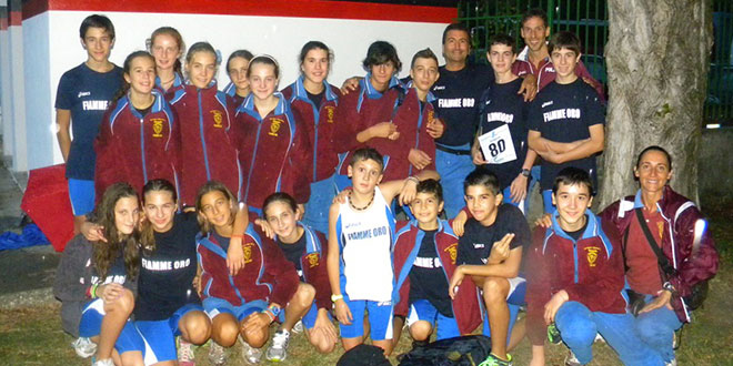 Campionati di Societa Ragazzi - Fiamme Oro Atletica