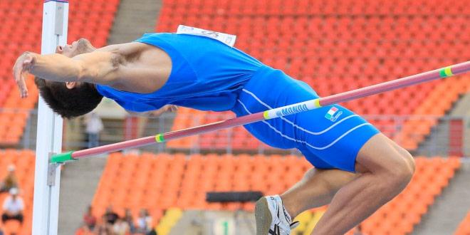 Silvano Chesani Mosca 2013 Fiamme Oro Atletica