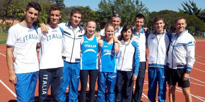 Coloriamo d'azzurro il cielo di Rio - Massimo Stano e Alessandro Gandellini - Fiamme Oro Atletica