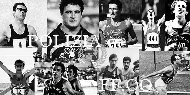 Storia Fiamme Oro - Fiamme Oro Atletica