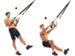 TRX - esercizi- Fiamme Oro Atletica