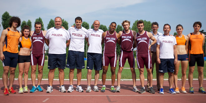 Vicenza- Training to Moscow 2013 - Fiamme Oro Atletica