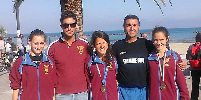 marcia Grottammare campionati Italiani 10km su strada