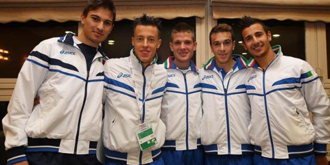 Andrea Sanguinetti U23 Belgrado - Fiamme Oro Atletica