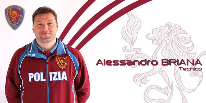 Alessandro Briana - FiammeOro Atletica