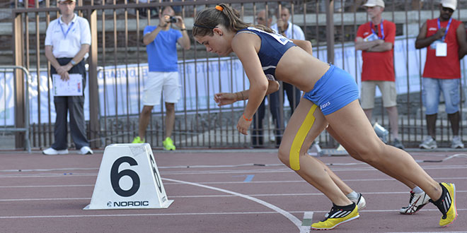 Sabrina Carretta - Fiamme Oro Atletica