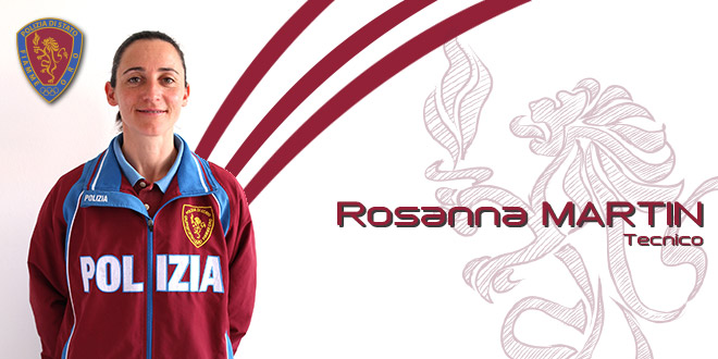 Rosanna Martin - Fiamme Oro Atletica