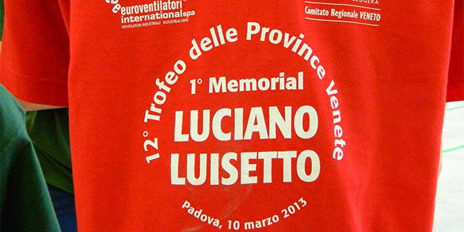 Memorial Luisetto - Fiamme Oro Atletica