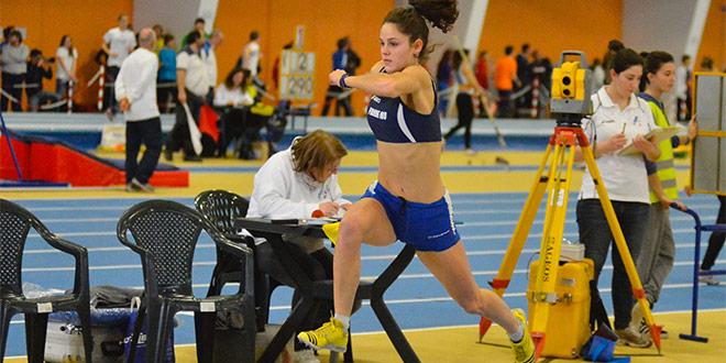 Maria Giovanna Salvan - FIamme Oro Atletica