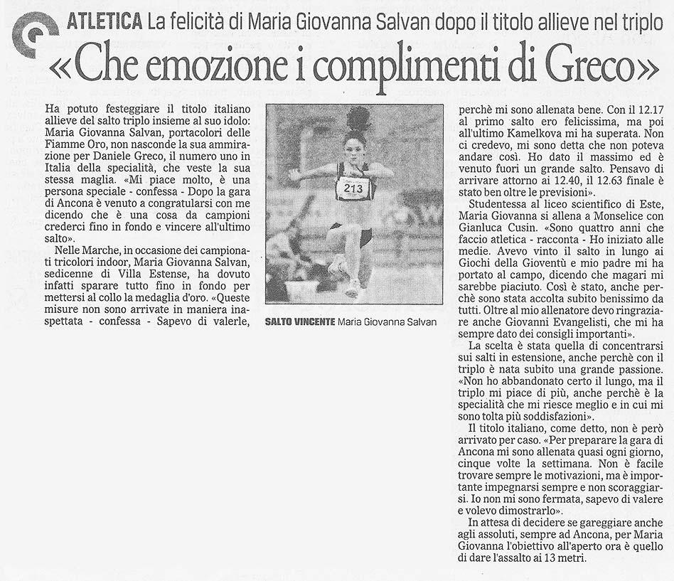 Salvan Il-Gazzettino_18-02-14
