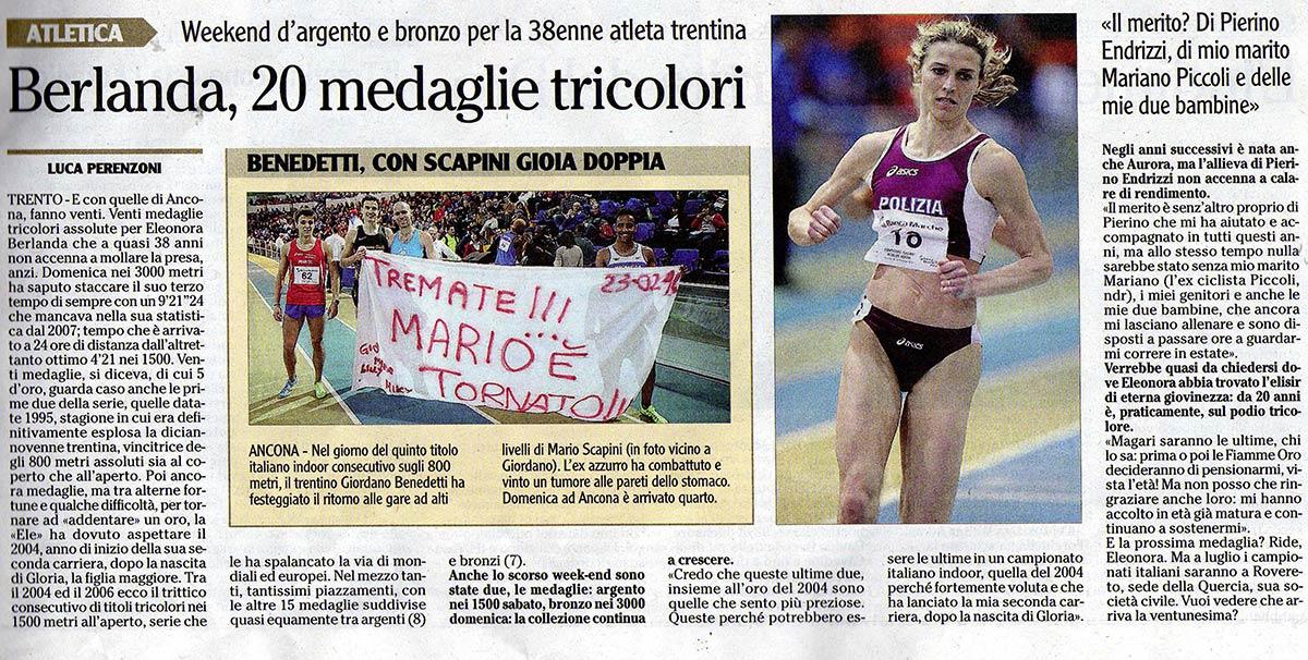 Eleonora Berlanda - Trentino - 24 -02-14