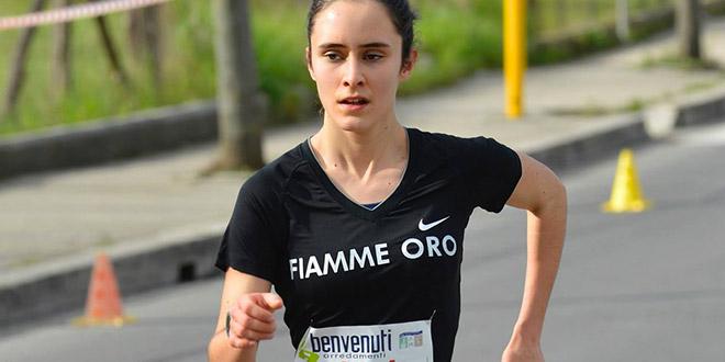 Giulia Imbesi - Fiamme Oro Atletica