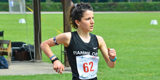 Caterina Bertazzo Vicenza - Fiamme Oro Atletica