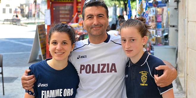 Bertazzo Calore Andreose - Fiamme Oro Atletica