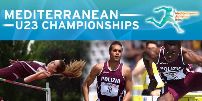 Camp Mediterraneo U23 - Fiamme Oro Atletica