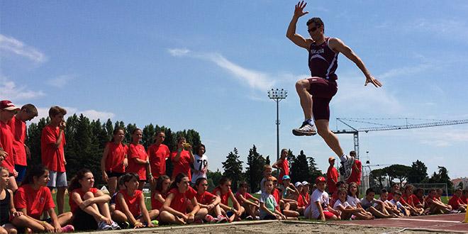 Alessio Guarini FOYC14 - Fiamme Oro Atletica