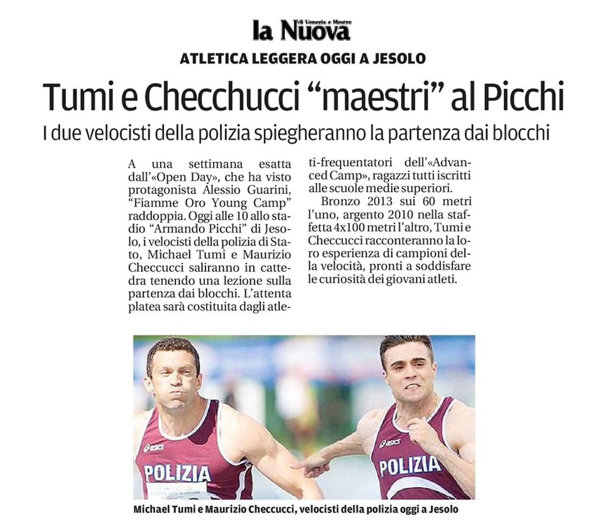 La Nuova Venezia 26 06 2014