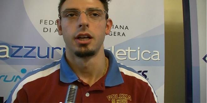 Greco Intervista - Fiamme Oro Atletica
