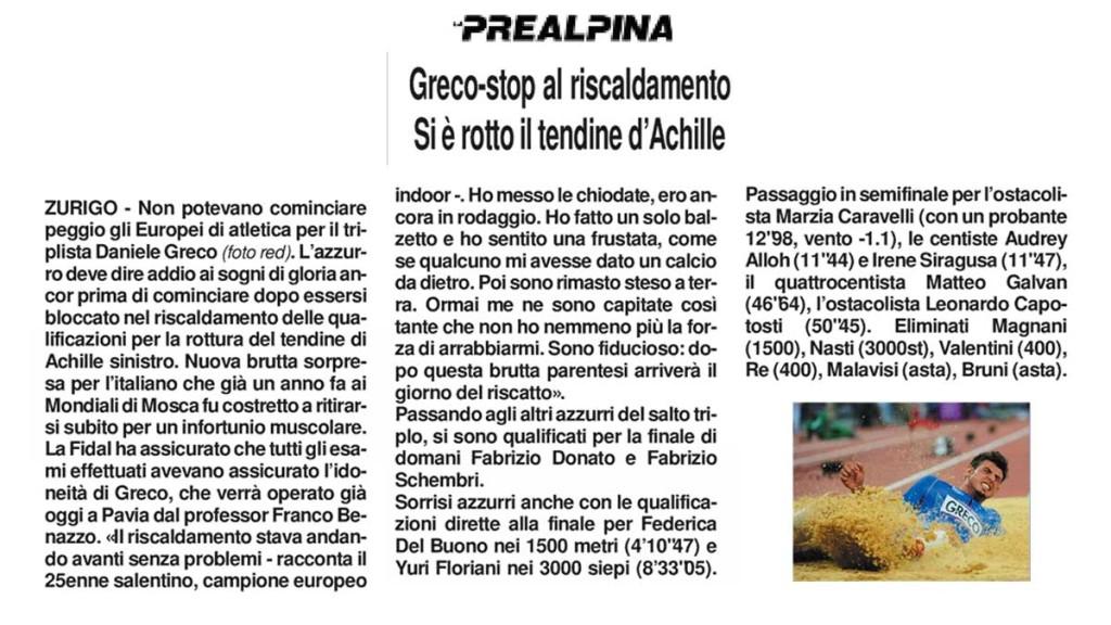 Prealpina 13 08 14
