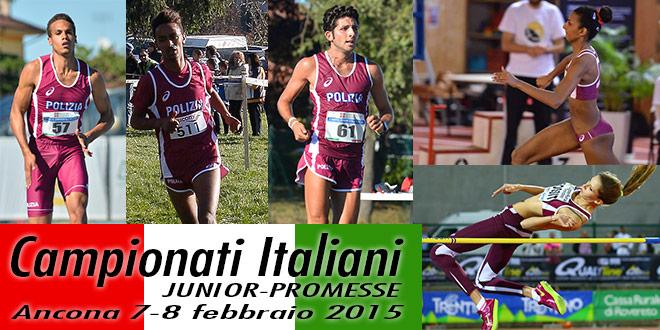 Campionat iItaliani J P- Fiamme Oro Atleica