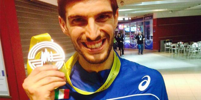 Chesani Medaglia - Fiamme Oro Atletica