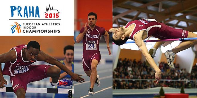 EuroIndoor 2015 - Fiamme Oro Atletica