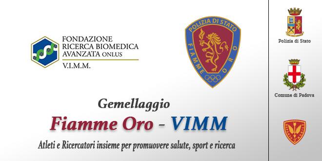 Gemellaggio FFOO-VIMM - Fiamme Oro Atletica