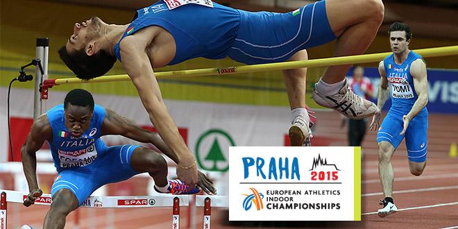 Praga 2015 - Fiamme Oro Atletica