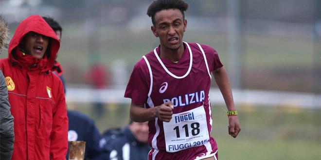 Yeman Crippa Fiuggi - Fiamme Oro Atletica