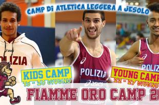 Camp2015 - Fiamme Oro Atletica