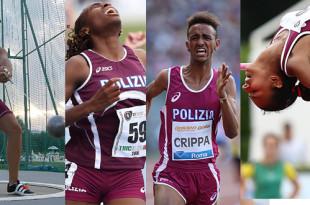CampionatiItaJunPro20152G - Fiamme Oro Atletica