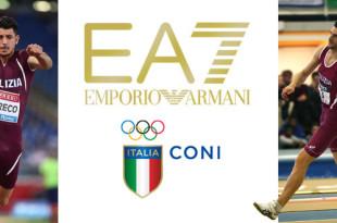 Chesani Greco Armani - Fiamme Oro Atletica