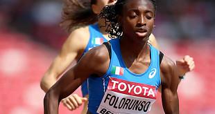 Ayomide Folorunso - Fiamme Oro Atletica
