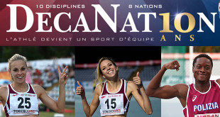 Decanation - Fiamme Oro Atletica