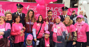 Race For The Cure - Fiamme Oro Atletica