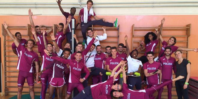Squadra2015-2016 - Fiamme Oro Atletica