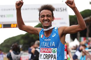 Yemen Crippa - Fiamme Oro Atletica